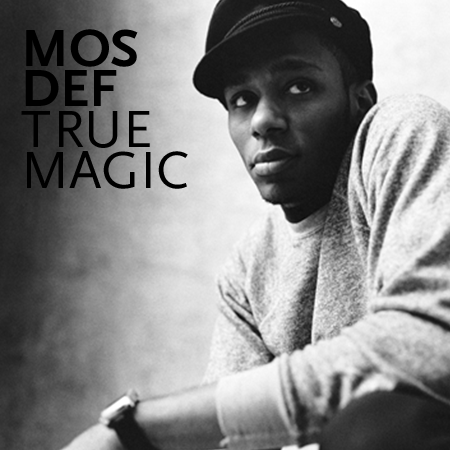 Download Mos Def True Magic album art